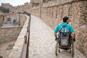 avila accesible rehatrans discapacidad