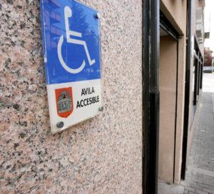 avila accesible discapacidad Rehatrans