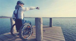 Francisco Sardón, discapacidad, PREDIF, silla de ruedas