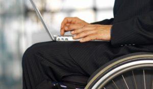 Universitarios discapacitados Pepe Varela Rehatrans