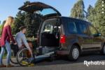 vehiculo adaptado